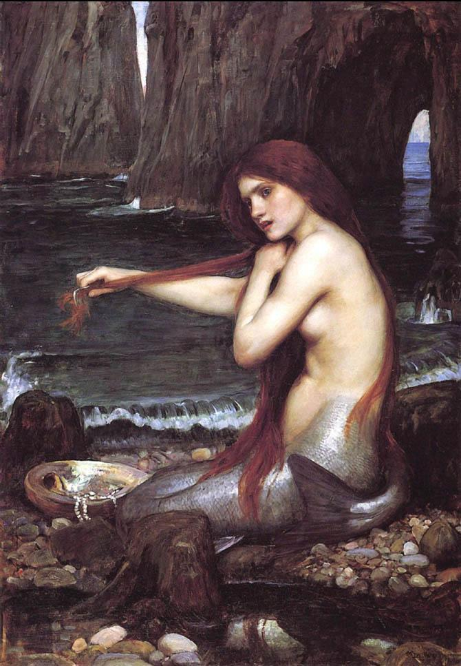 The Mermaid, 1901