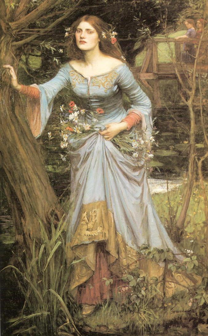 Ophelia, 1910