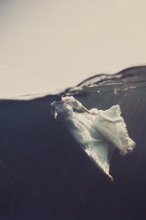 """Underwater Visual Series"" --by Ilse Moore"