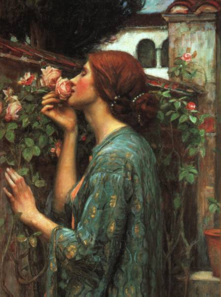 The Soul of the Rose or My Sweet Rose 1908