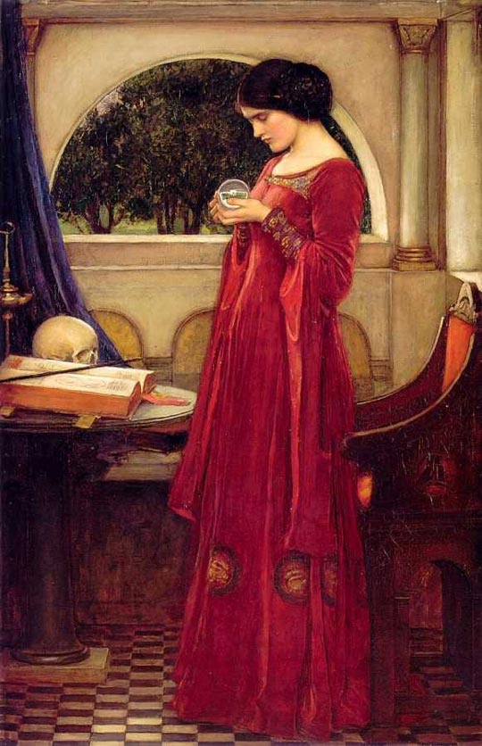 The Crystal Ball, 1902