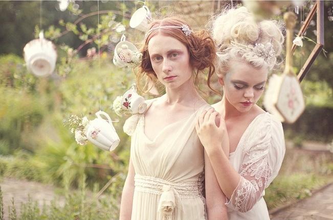 Antoinette Meets Austen {Sarah Gawler Photography}