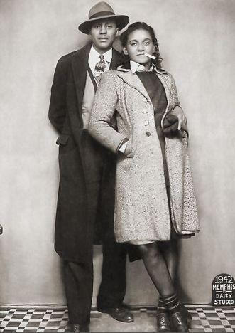1942 Couple