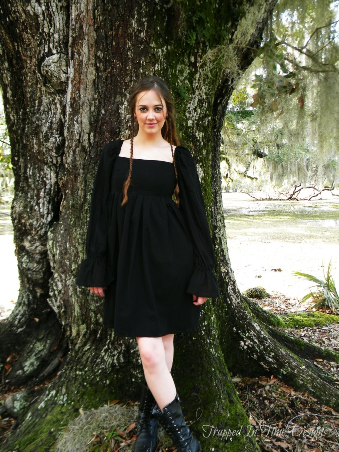 Gauze Gypsy Dress